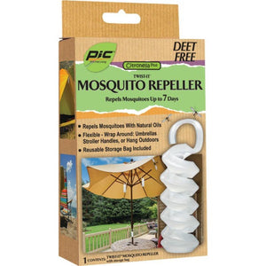 Oluwayemisi Twist It Mosquito Repeller
