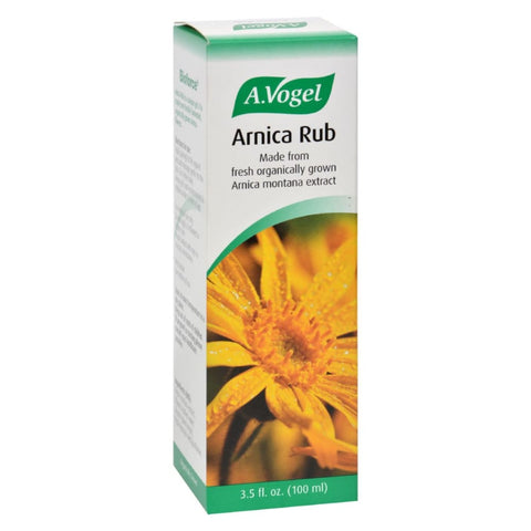 Image of A Vogel Arnica Rub - 3.5 Oz - Eco-Friendly Home & Grocery