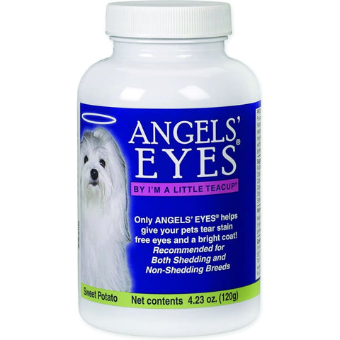 Angels Eyes - Angels Eyes Natural Coat Stain Remover For Dogs - SWEET POTATO / 75 GRAM - Pet