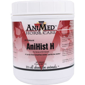 Animed D - All Natural Anihist H Allergy Aid For Horses - 20 OUNCE - Pet
