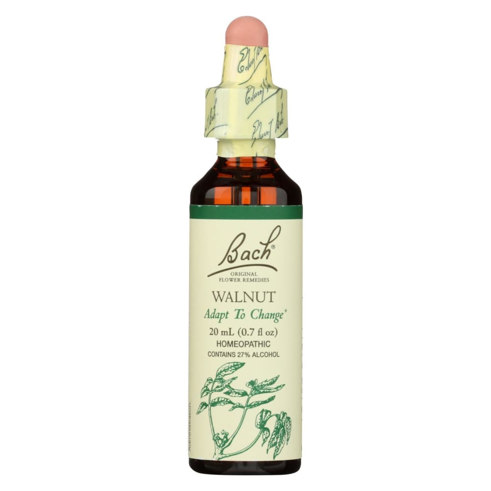 Bach Flower Remedies Essence Walnut - 0.7 Fl Oz - Eco-Friendly Home & Grocery