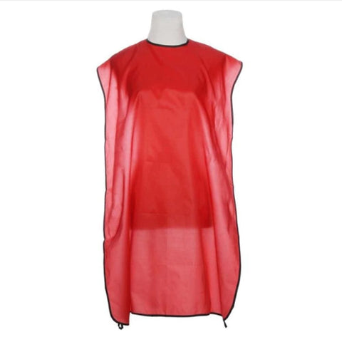 Image of Beard Apron - Red