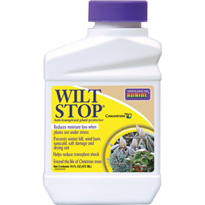 Bonide Products Inc P - Wilt Stop Plant Protector Concentrate - 1 PINT - Pet