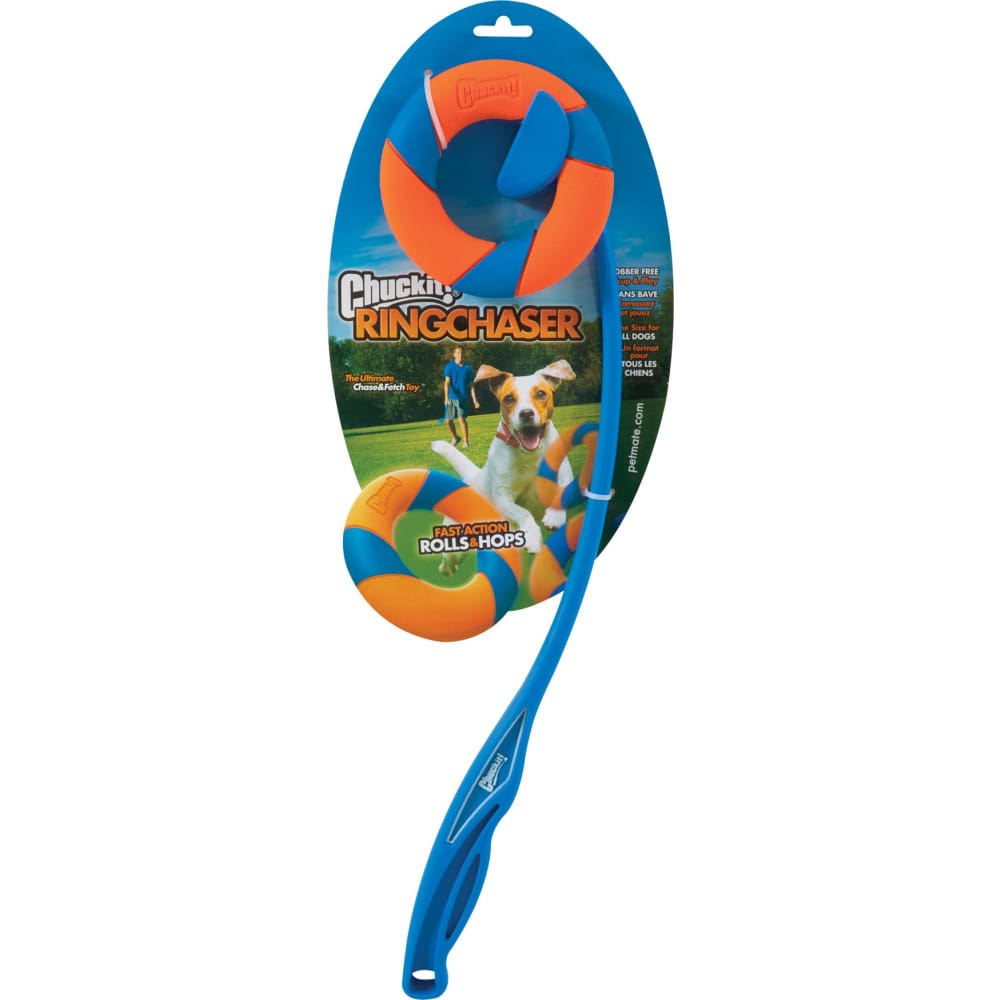 Canine Hardware Inc - Chuckit! Ring Launcher - MULTI - Pet