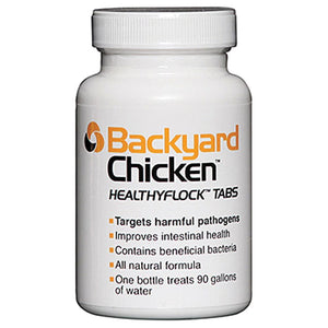 Dbc Agricultural Prdts - Backyard Chicken Healthyflock Tabs - 90 TABS - Pet