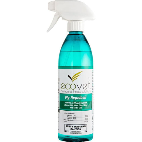 Ecovet Inc D - Ecovet Fly Repellent - 18 OUNCE - Pet