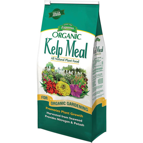 Espoma Company - Organic Kelp Meal All Natural Plant Food - 4 POUND - Pet