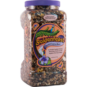 Goldenfeast Inc. - Goldenfeast Hookbill Legume - 64 OUNCES - Pet
