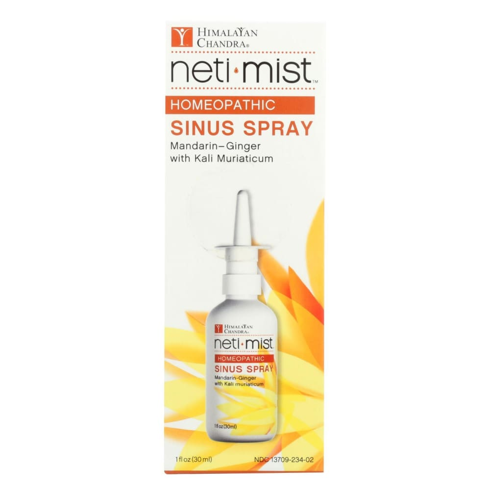 Himalayan Institute Neti Mist Sinus Spray - 1 Fl Oz - Eco-Friendly Home & Grocery