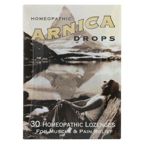Image of Historical Remedies Homeopathic Arnica Drops Repair And Relief Lozenges - Case Of 12 - 30 Lozenges - Eco-Friendly Home & Grocery