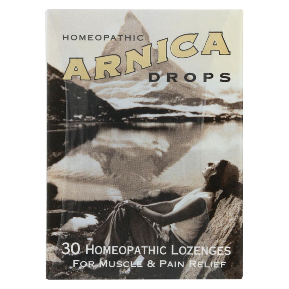 Historical Remedies Homeopathic Arnica Drops Repair And Relief Lozenges - Case Of 12 - 30 Lozenges - Eco-Friendly Home & Grocery