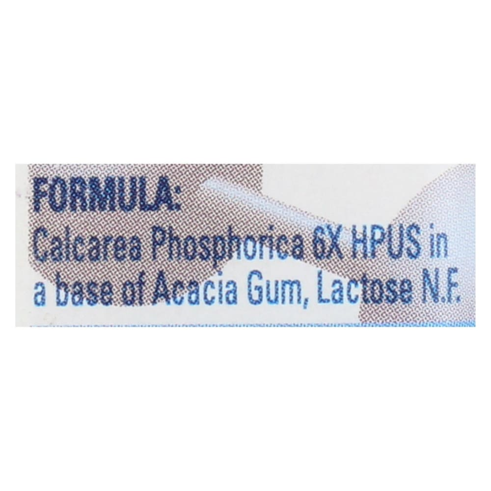 Hylands No 2 Calcarea Phos 6x - 1 G - 500 Tablets - Eco-Friendly Home & Grocery