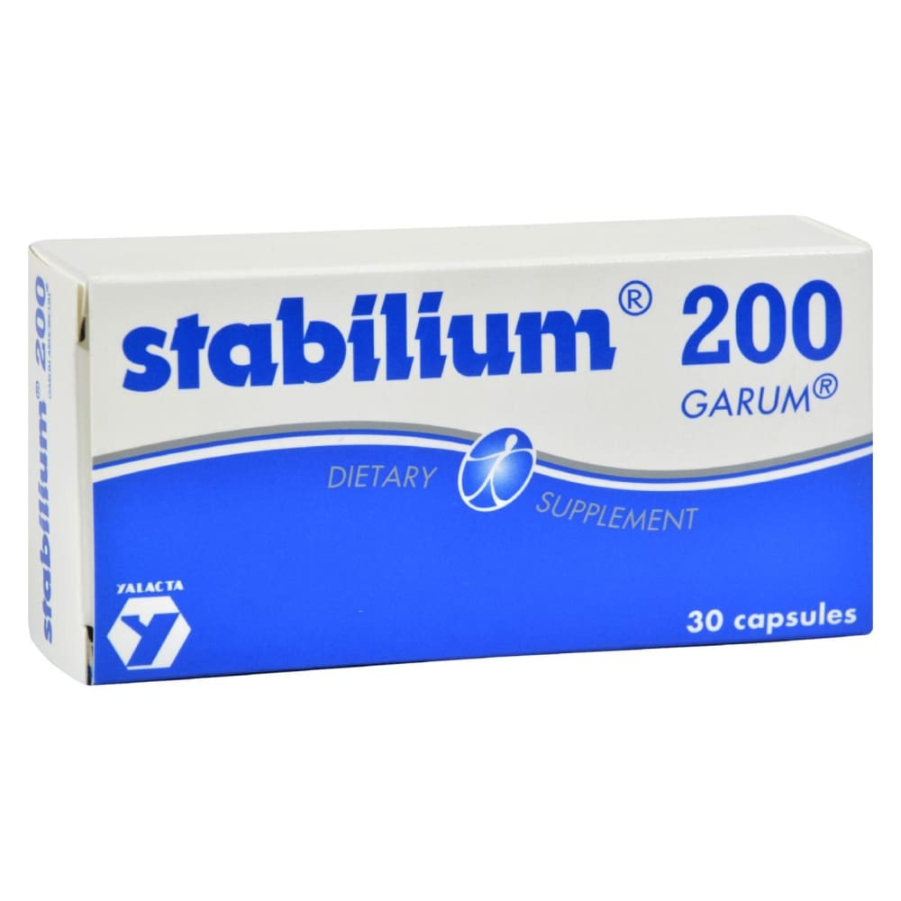 Nutricology Stabilium 200 - 30 Capsules - Eco-Friendly Home & Grocery