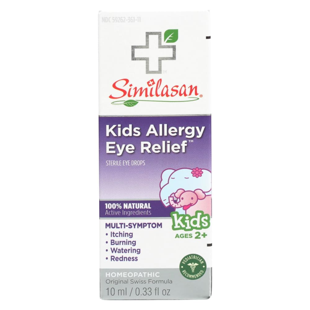 Similasan Allergy Eye Relief - Kids - .33 Oz - Eco-Friendly Home & Grocery