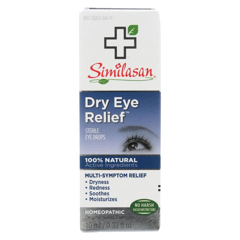 Image of Similasan Dry Eye Relief - 0.33 Fl Oz - Eco-Friendly Home & Grocery