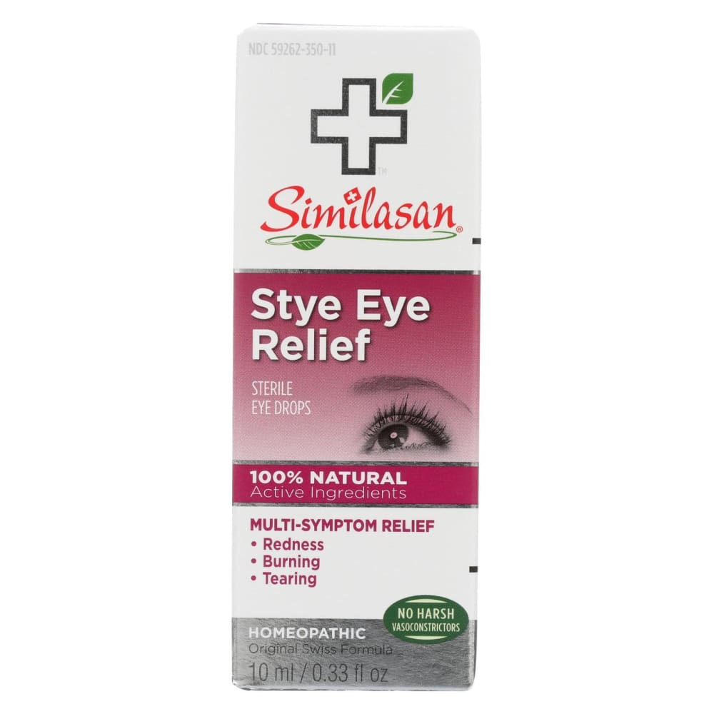 Similasan Stye Eye Relief - 0.33 Fl Oz - Eco-Friendly Home & Grocery