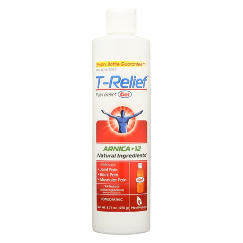 Image of T-relief Pain Relief Gel - Arnica - 8.75 Oz - Eco-Friendly Home & Grocery