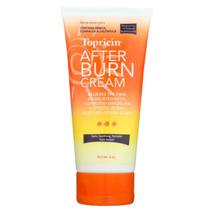 Topricin After Burn Cream - Mypainaway - 6 Oz - Eco-Friendly Home & Grocery