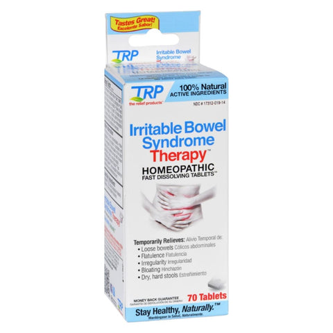 Trp Ibs Therapy - 70 Capsules - Eco-Friendly Home & Grocery