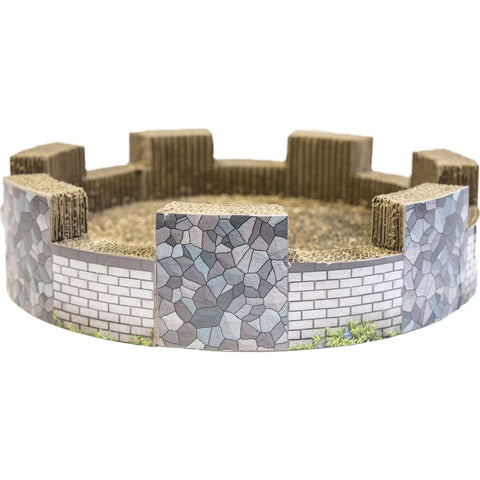 Ware Mfg. Inc. Dog-cat-Corrugated Catnip Castle - Pet