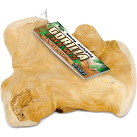 Ware Mfg. Inc. Dog/cat - Gorilla Chew - NATURAL / EXTRA SMALL - Pet