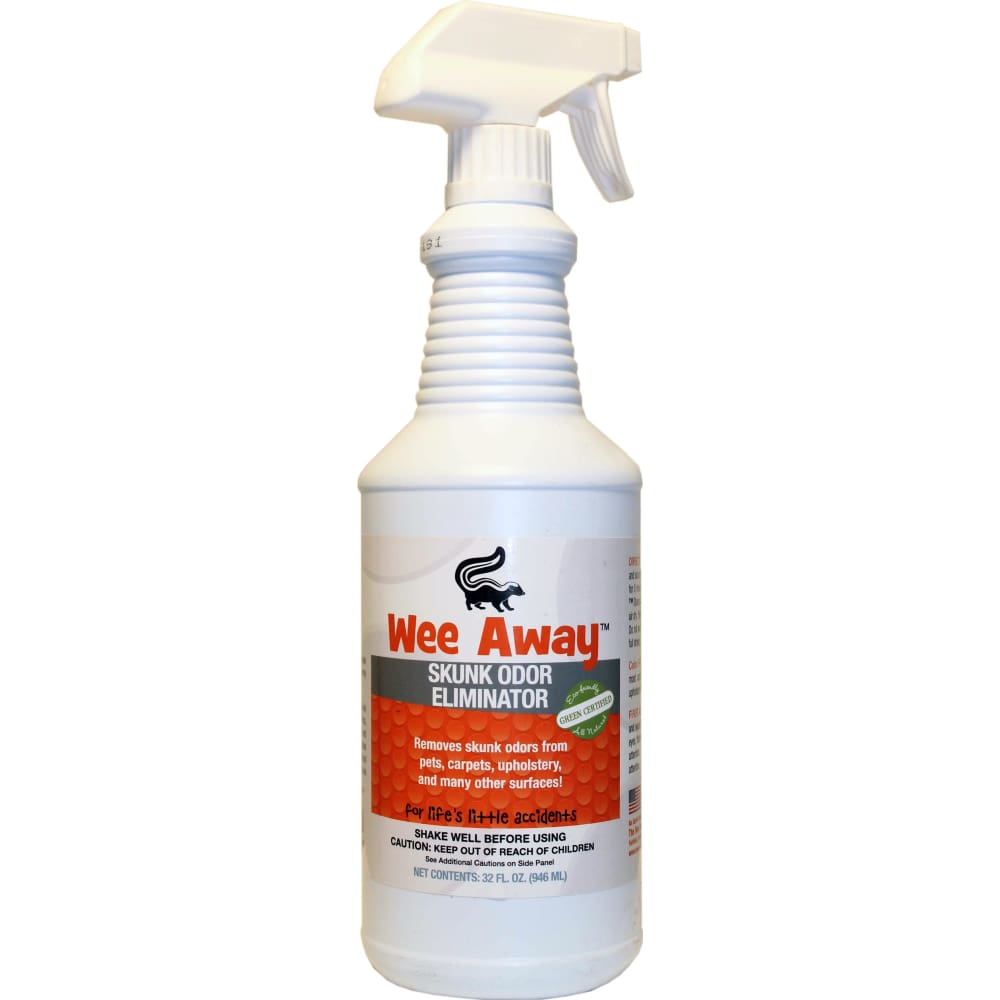 Wee Away - Skunk Odor Eliminator - 32OZ - Pet