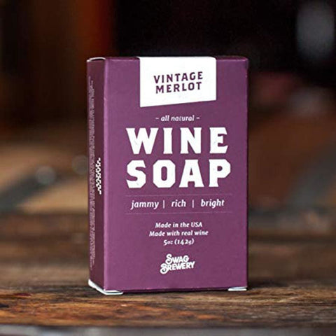 Image of Wine Soap