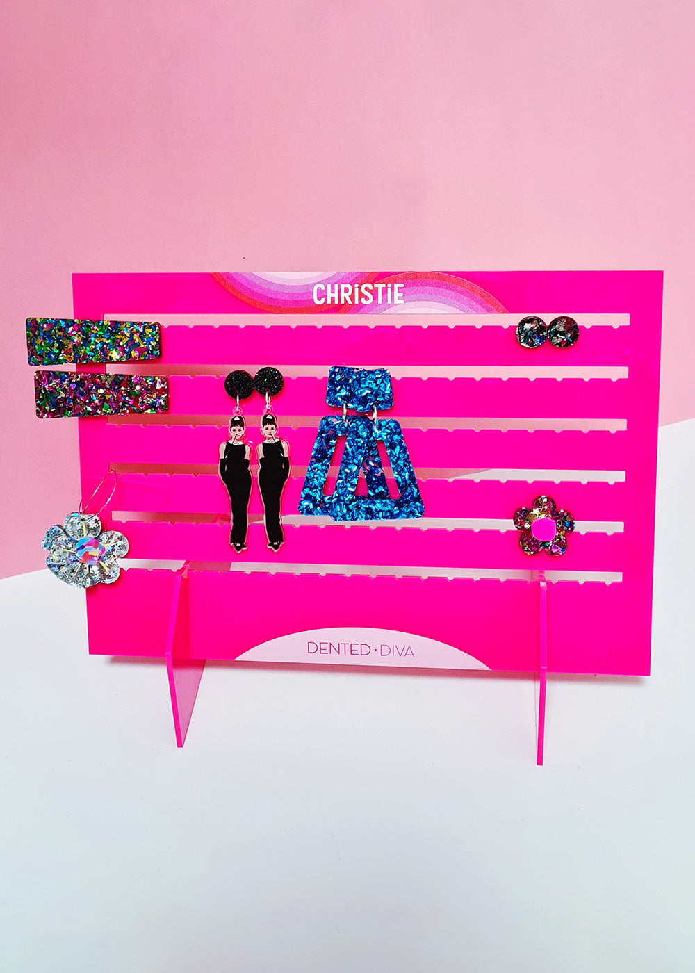 Personalized Earring Board