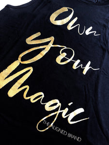 Own Your Magic Tank - The Aligned Brand