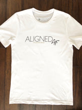 Load image into Gallery viewer, Aligned AF Unisex Sueded Tee