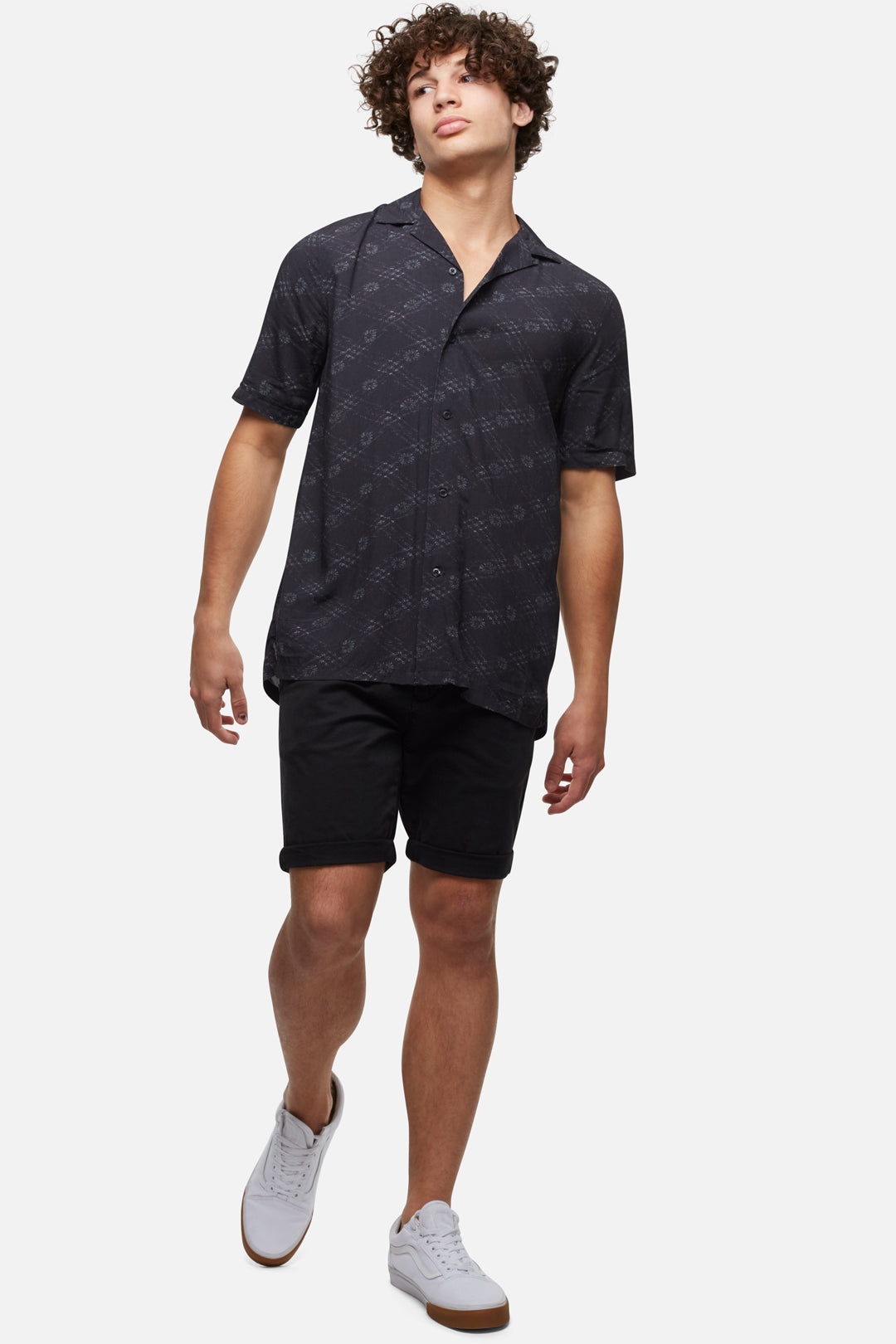The Rinse Short - Black