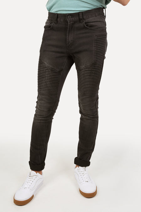 The Konrad Jean - Washed Black