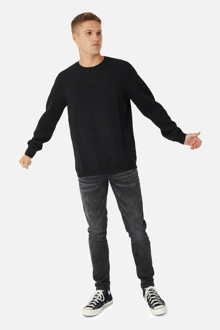 The Robinson Sweat - Black