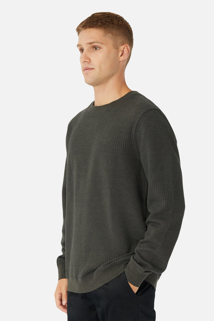 The Robinson Sweat - Dark Khaki