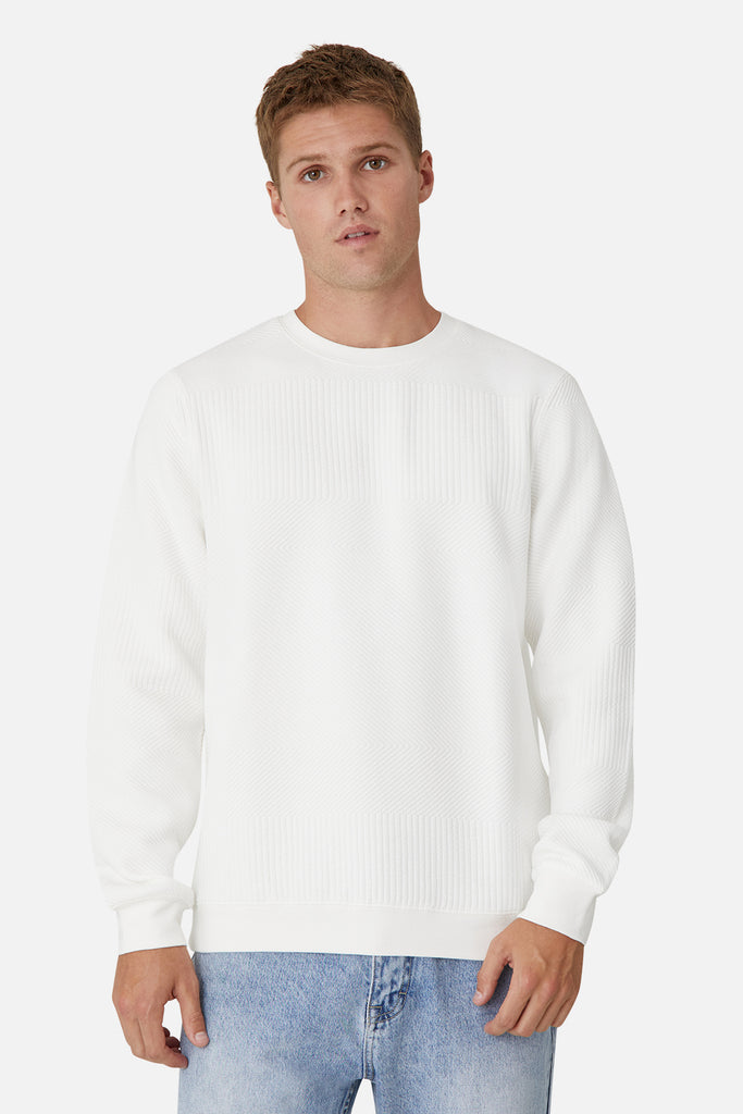 The Robinson Sweat - Off White