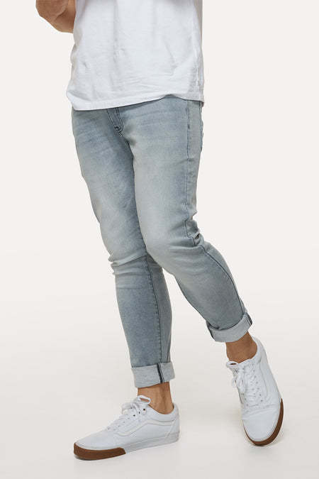 The Denim Drifter Nc Pant - Siberian