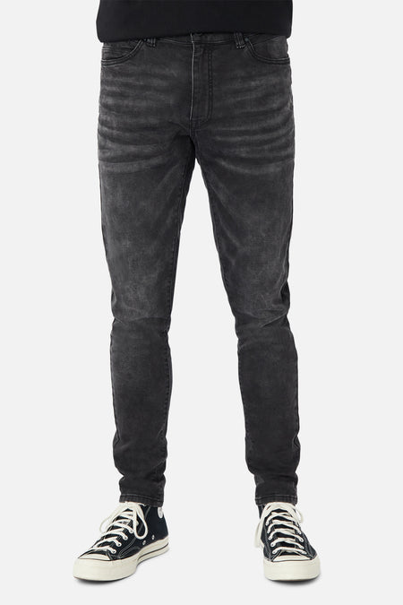 The Denim Drifter Nc Pant - Washed Black