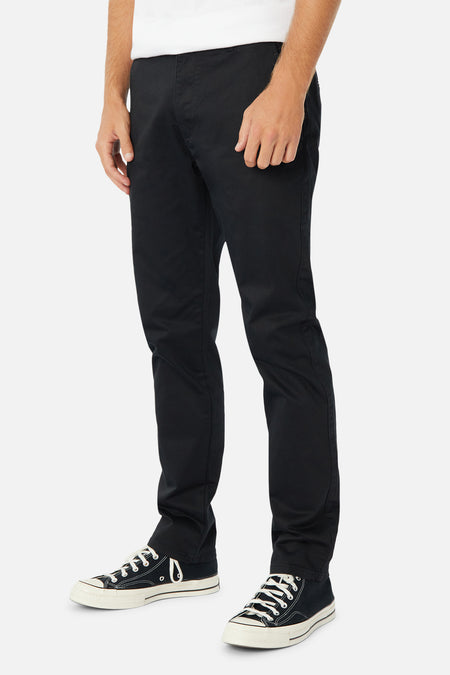 The Regular Cuba Chino Pant - Black