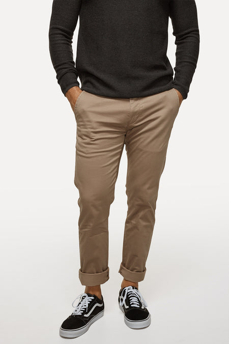 The Regular Cuba Chino Pant - Caramel