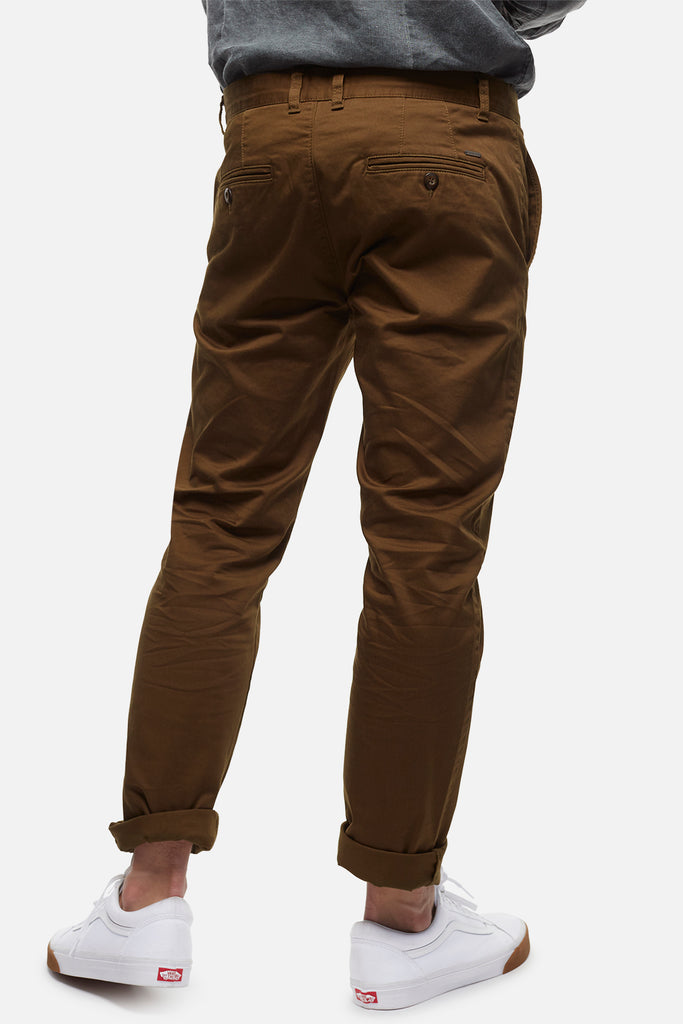 The Regular Cuba Chino Pant - Olive