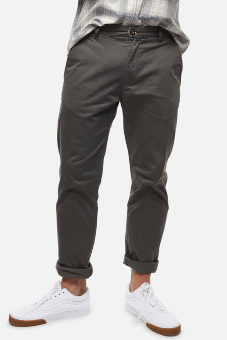 The Regular Cuba Chino Pant - Dark Sage