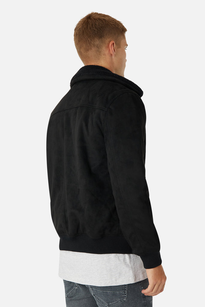 The Mig Jacket - Black