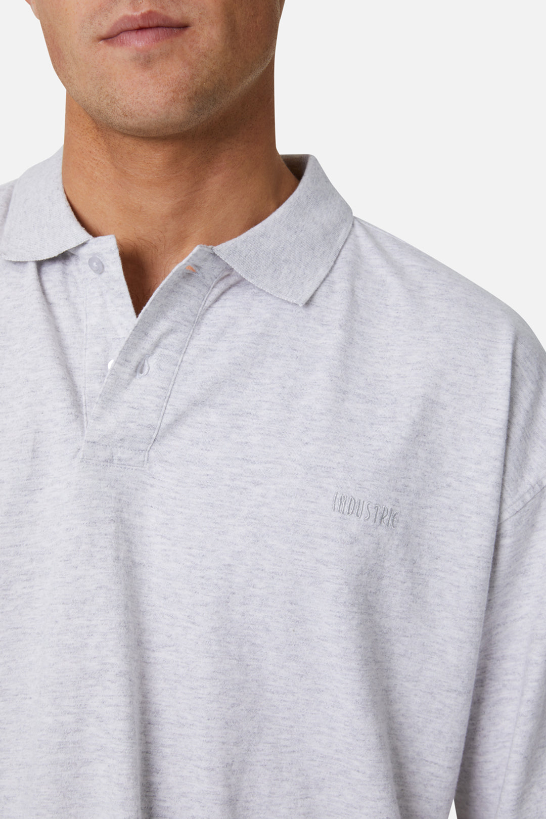 The Del Sur Polo - New Marle Grey