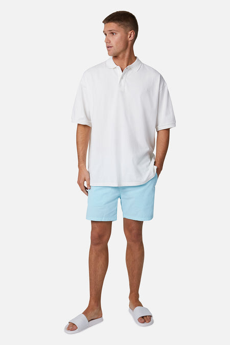 The Del Sur Polo - Offwhite
