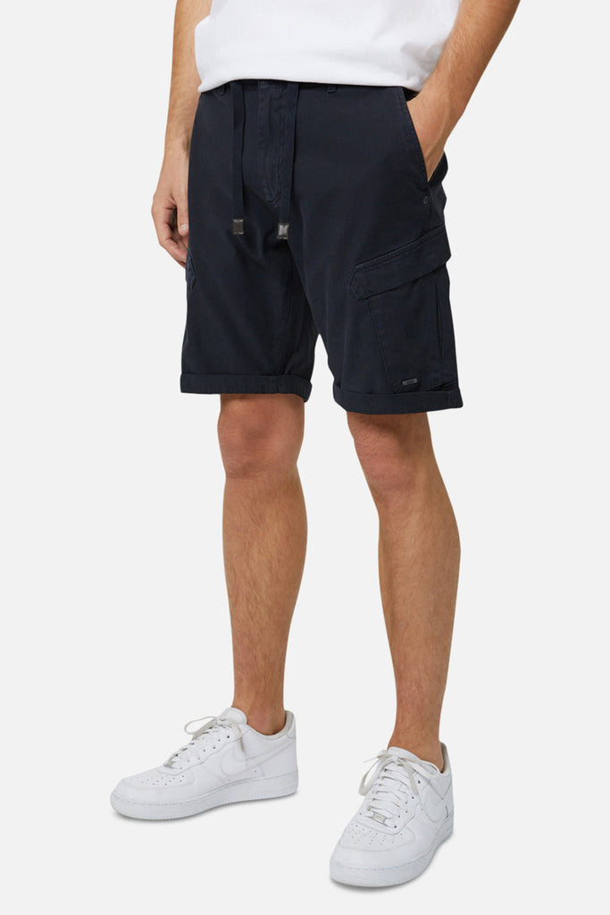 The Mercenary Combat Short - Antique Navy