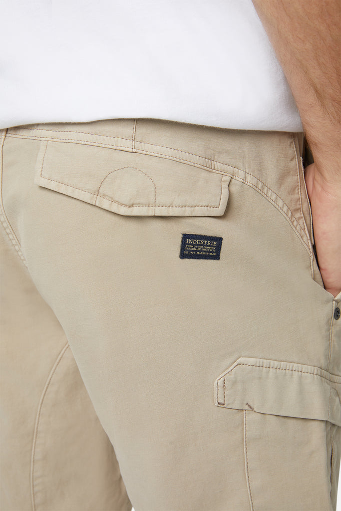 The Mercenary Combat Short - Stone