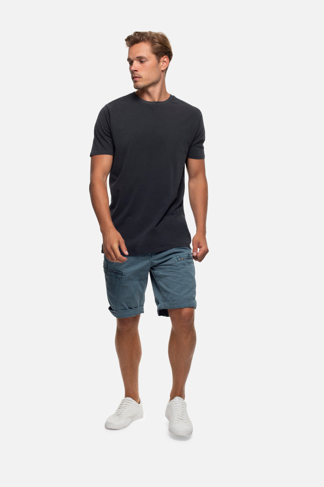The Basic Classic Tee - Black
