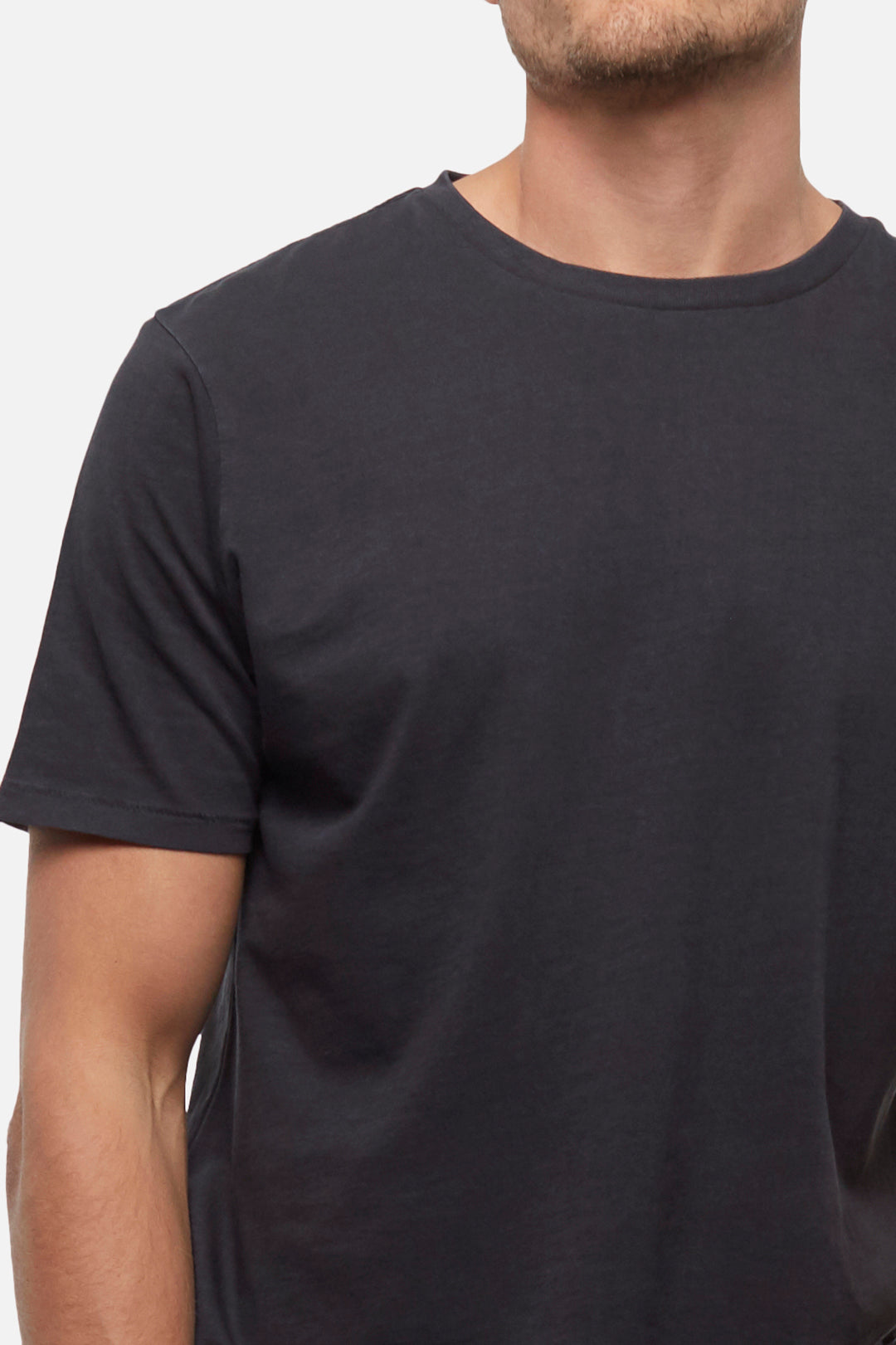 The Basic Classic Tee - PD Black