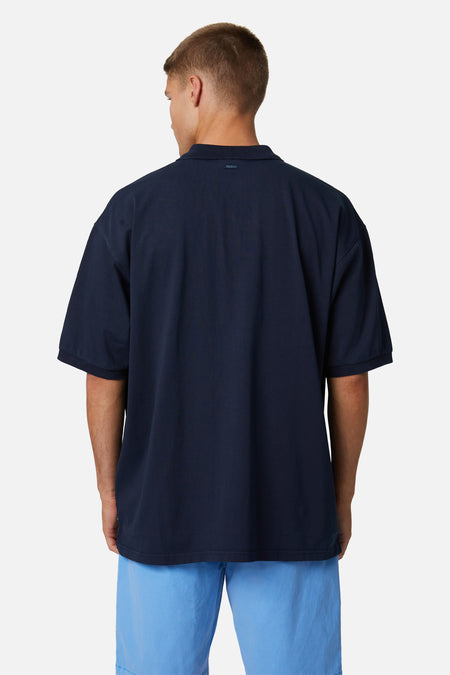 The Od Del Sur Polo - Navy