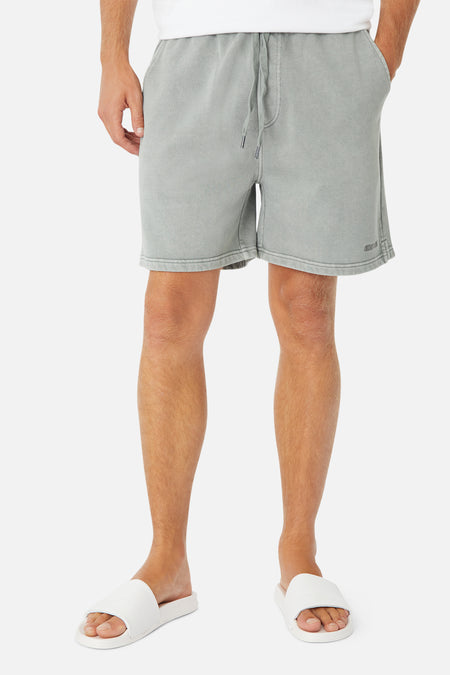 The Del Sur Od Track Short - OD Grey